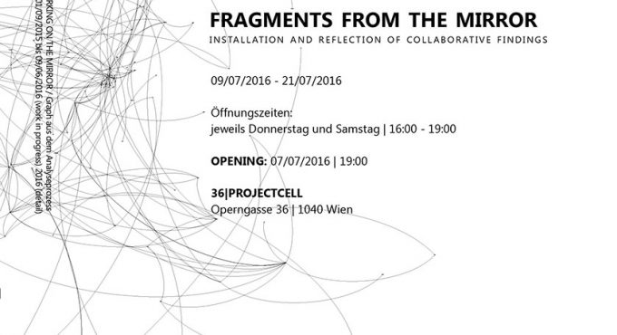 Exhibition: Fragments from the Mirror, 2016