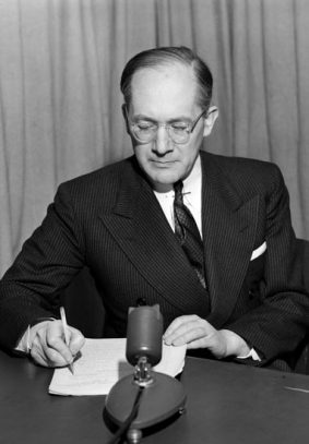 Raphael Lemkin, photographer and date of publishing unknown, archive: united nations audiovisual library of international law