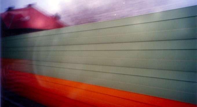 alexandra reill: driving to timeline, 2004