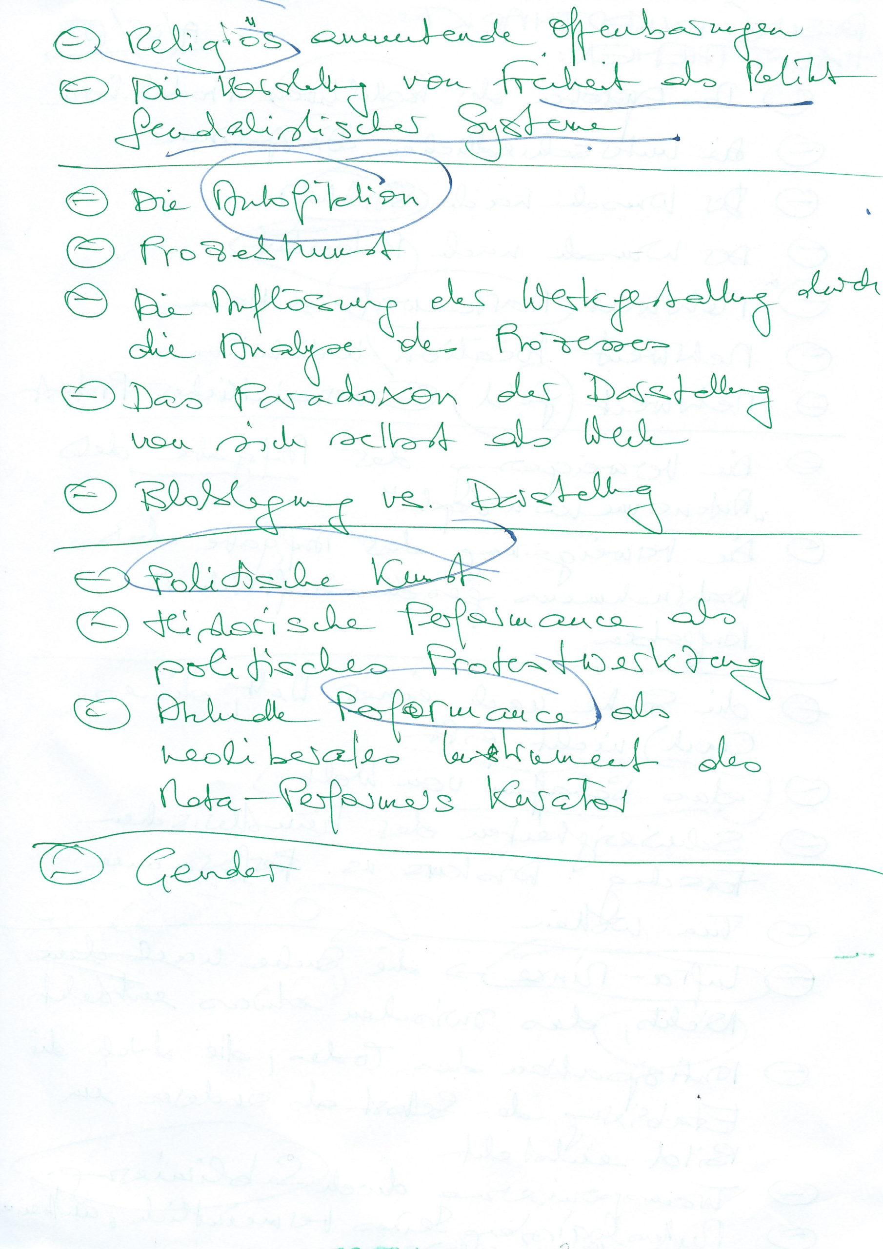 alexandra reill: salon volkertmarkt. resumé: hauptthemen, 2015, S. 2